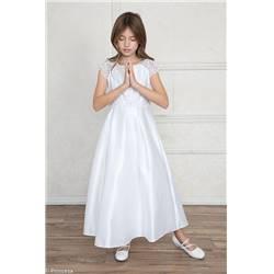 40fa673703667 Robe de Première Communion Fille et Ado - Princesa.fr