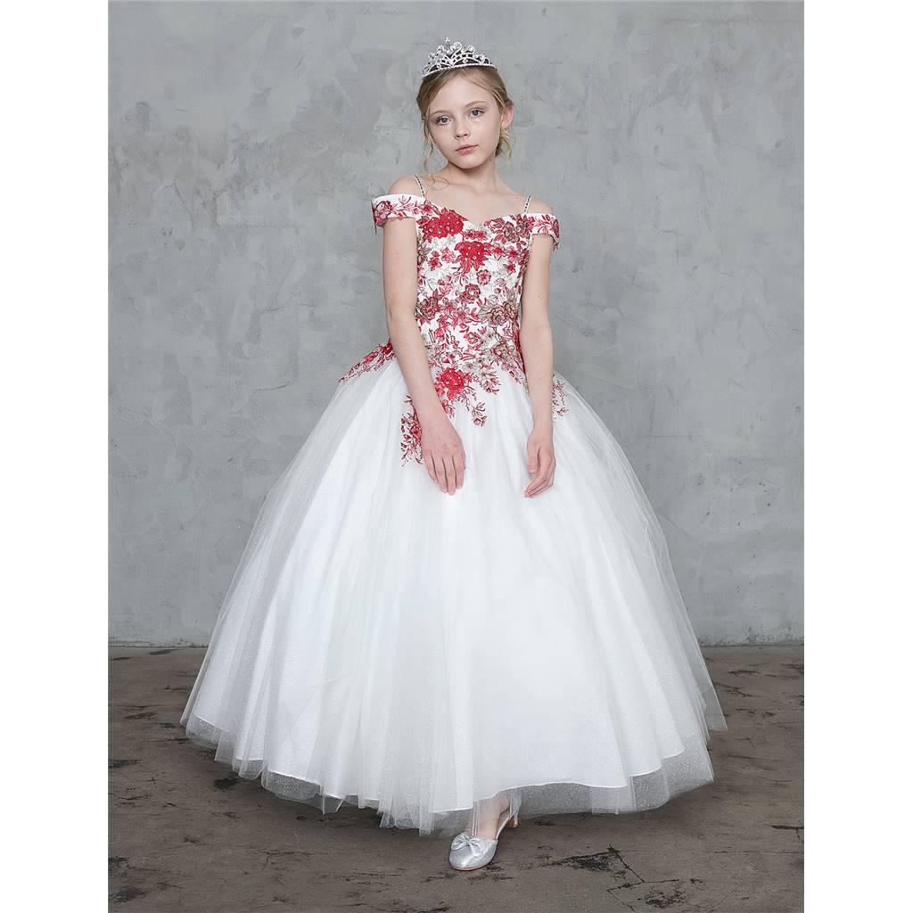 paquet à la mode et attrayant remise spéciale de qualité supérieure Robe de bal style princesse pour fille ado