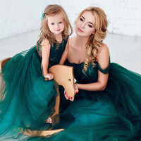 Robe Maman et Fille