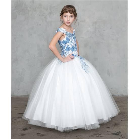 Robe De Bal Style Princesse Pour Fille Ado