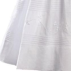 Robe traditionnelle en coton broderies